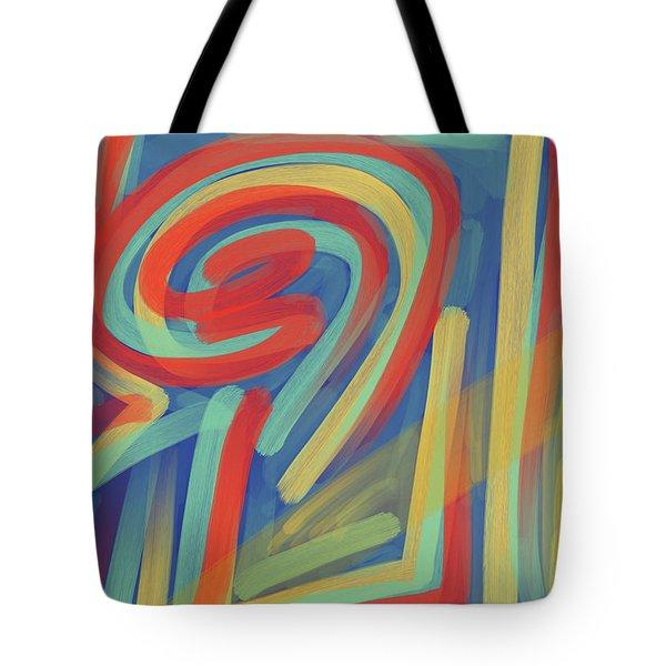 Happy Cyclops Tote Bag