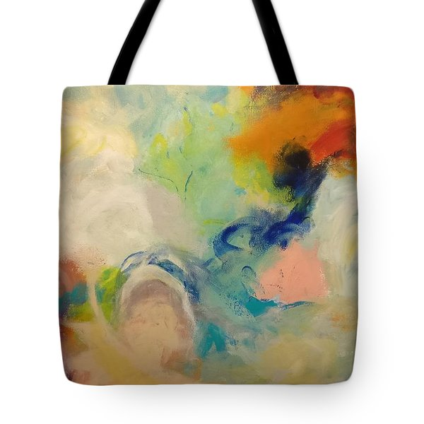 Happy Motions Tote Bag