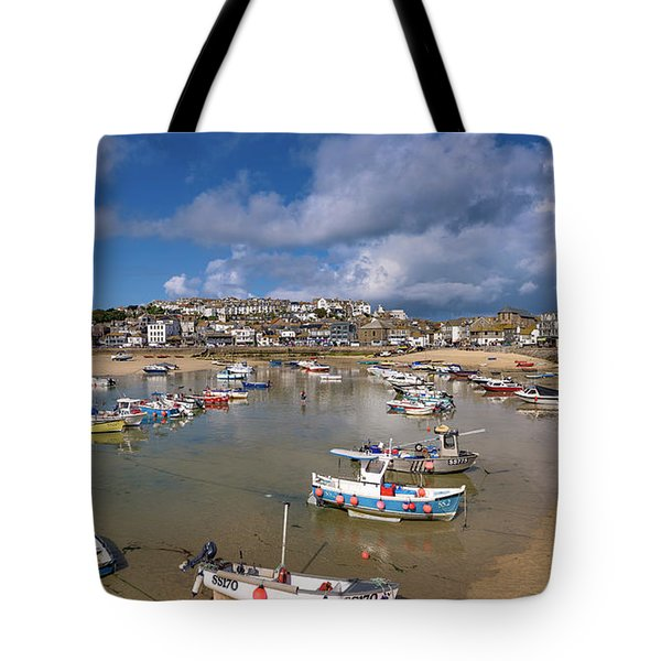 Harbour - St Ives Cornwall Tote Bag
