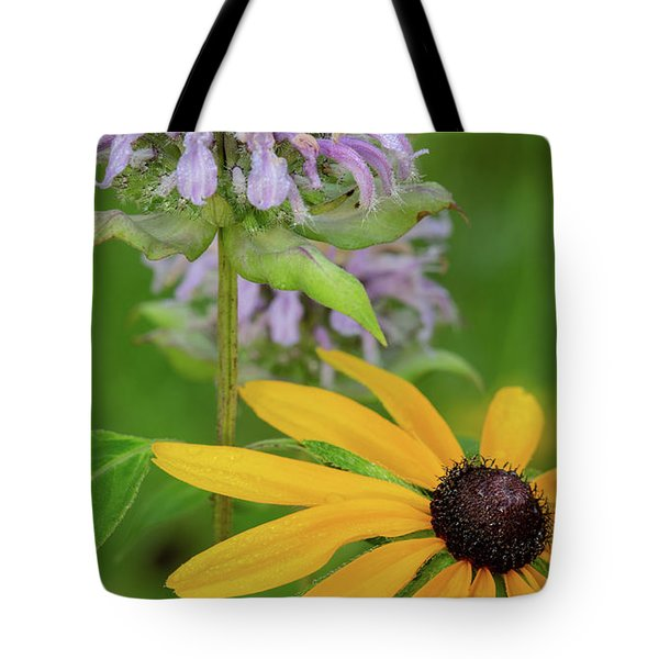 Tote Bag featuring the photograph Harmony In Nature by Dale Kincaid