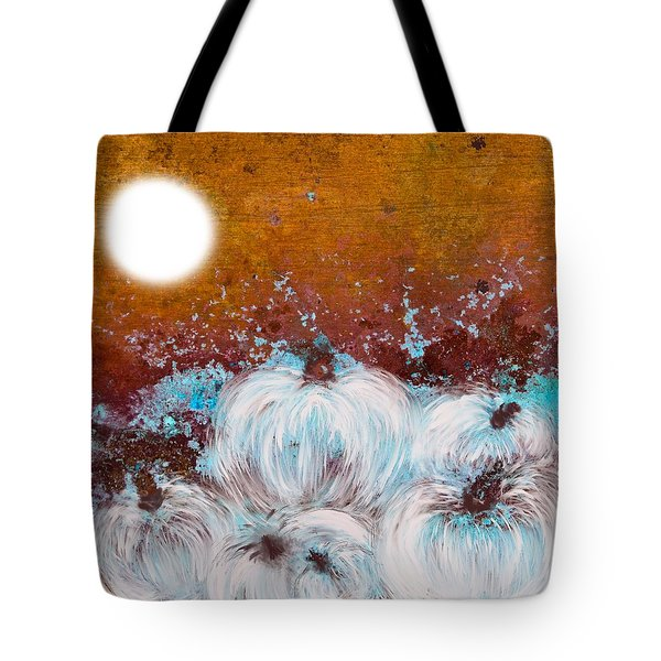 Harvest Pumpkin Tote Bag