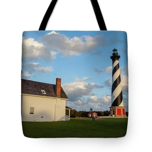 Hatteras Lighthouse No. 2 Tote Bag
