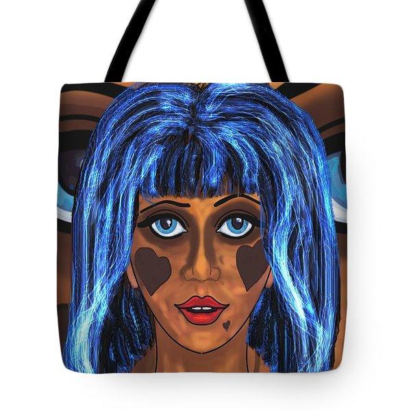 Haunted 4 Tote Bag