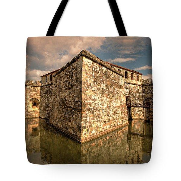 Havana Fortress Tote Bag