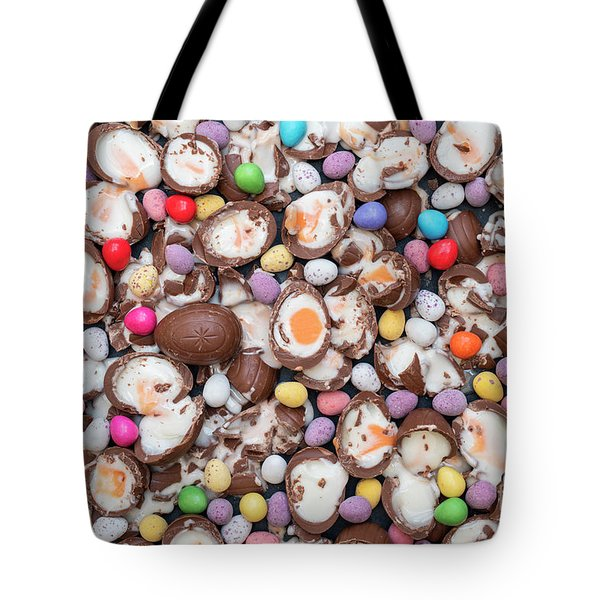 Tote Bag featuring the photograph Have A Smashing Easter. by Tim Gainey