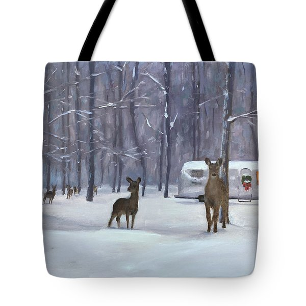 Have Yourself A Shiny Little Christmas Tote Bag