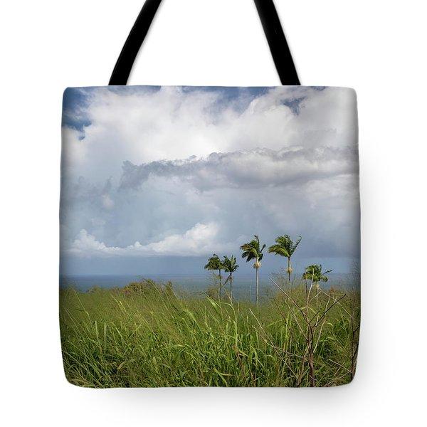 Hawaii Big Island Tote Bag