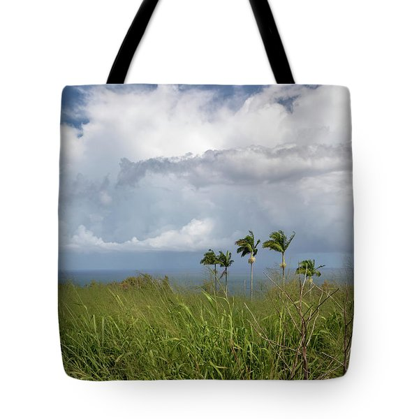 Hawaii Big Island Tote Bag