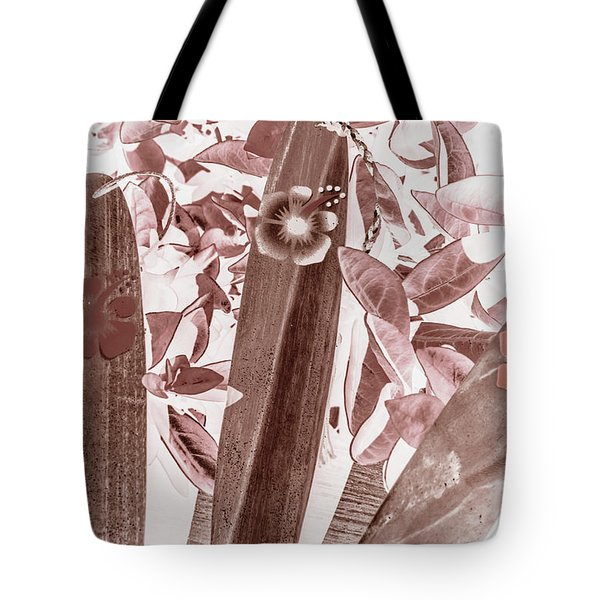 Hawaiian Surf Tote Bag