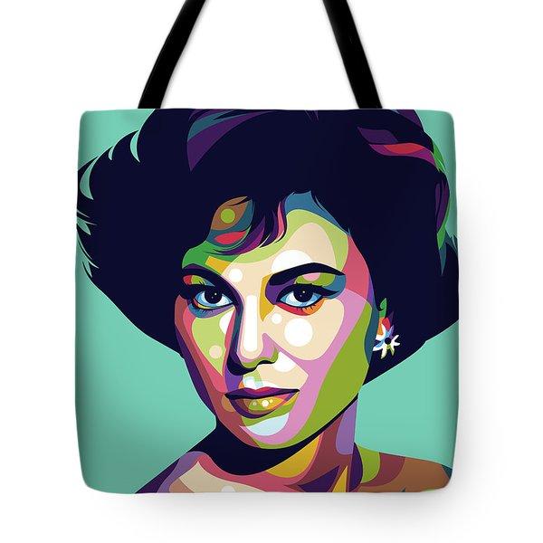 Haya Harareet Tote Bag