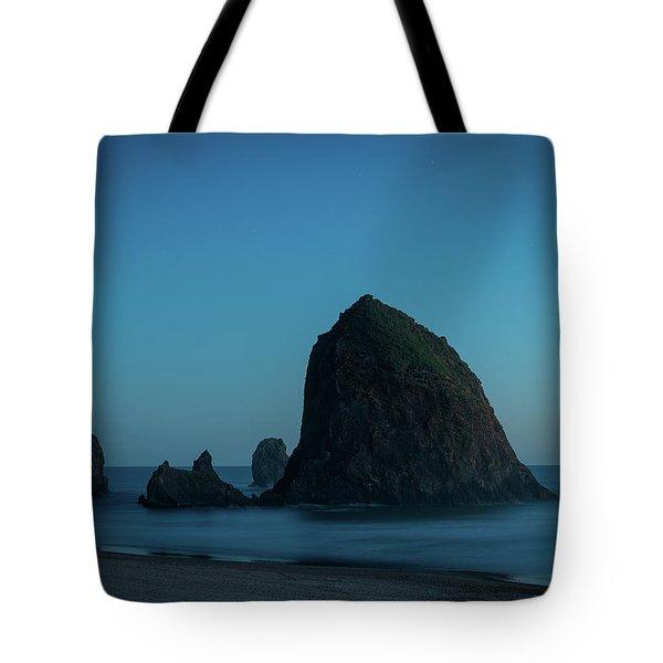 Haystack And Needles Tote Bag