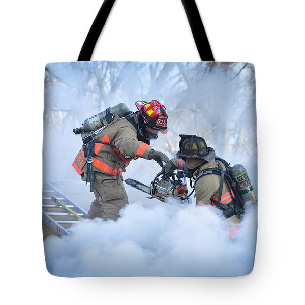 Hazardous Duty Tote Bag