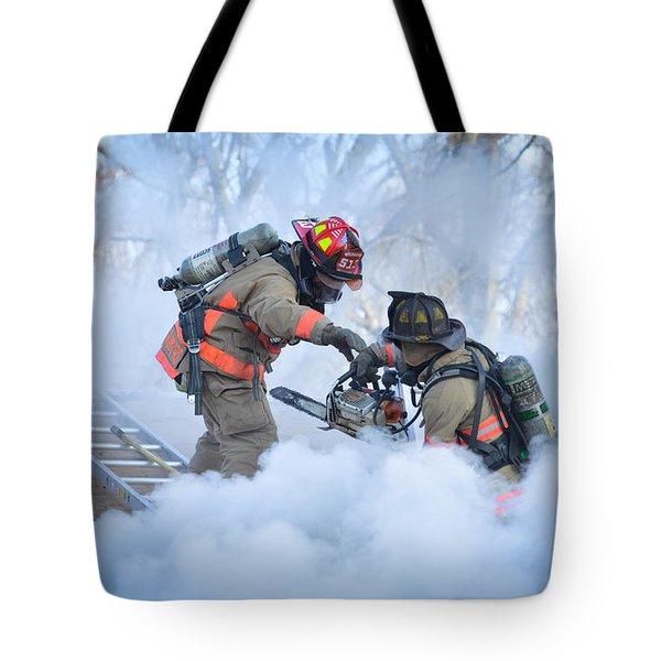 Hazardous Duty Tote Bag