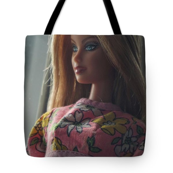Hazy Summer Day Tote Bag