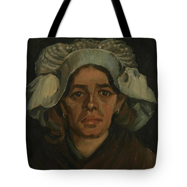 Head Of A Woman - 2 Tote Bag