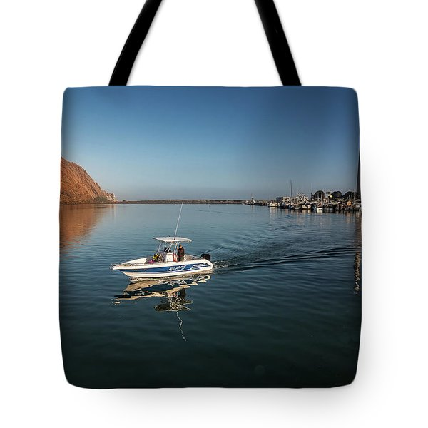 Heading Out Early Tote Bag