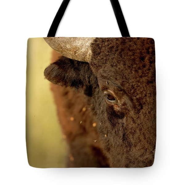 Headshot Tote Bag