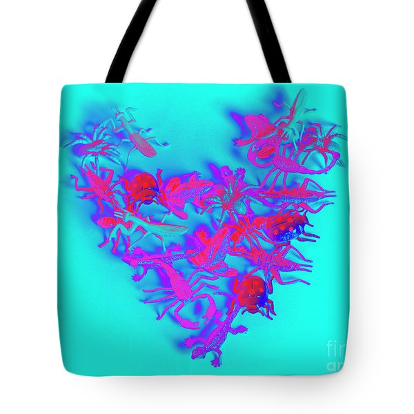 Heart Of The Wild Tote Bag