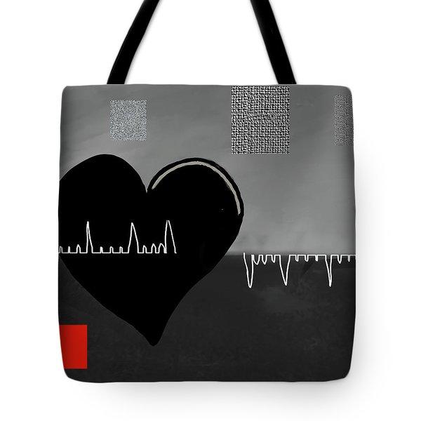 Heartbroken Tote Bag