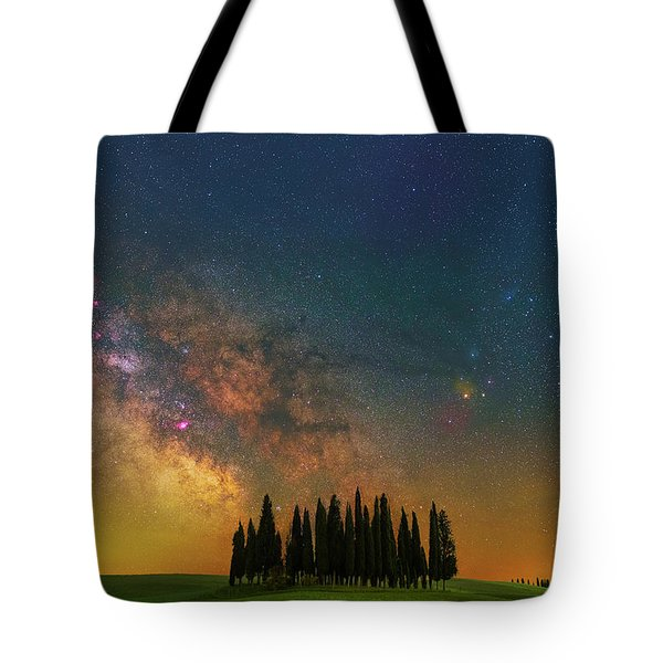 Heaven On Earth Tote Bag