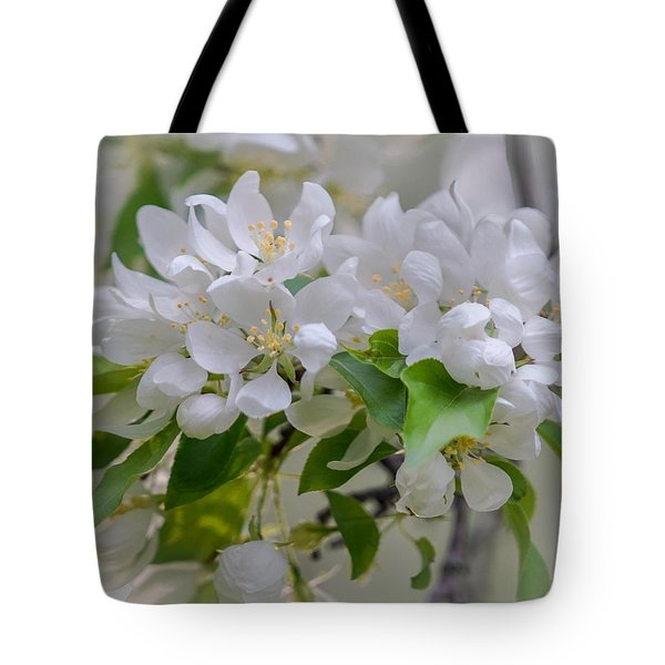 Heavenly Blossoms Tote Bag