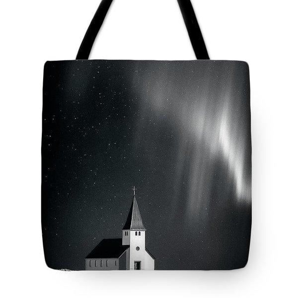 Heaven's Light Tote Bag