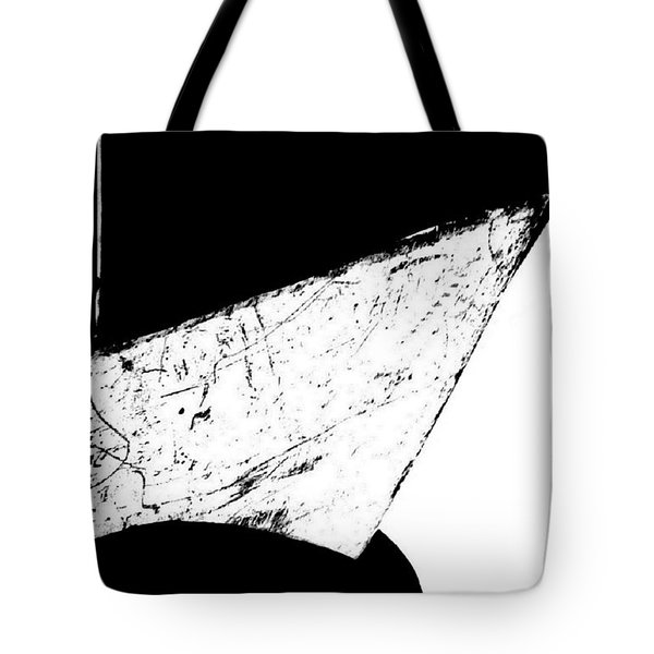 Tote Bag featuring the photograph Heavy Metal Dedicated by VIVA Anderson