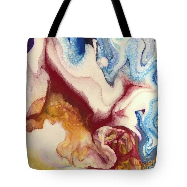 Hebrews 12 2. Looking Unto Jesus Tote Bag