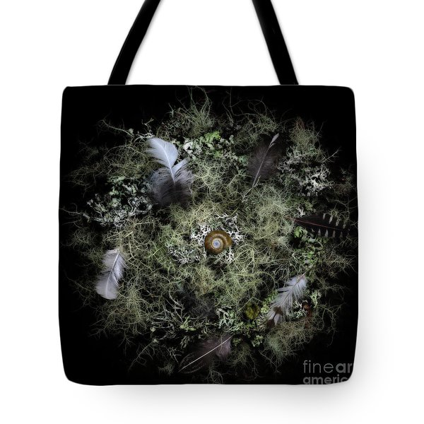 Her And His Planet Tote Bag