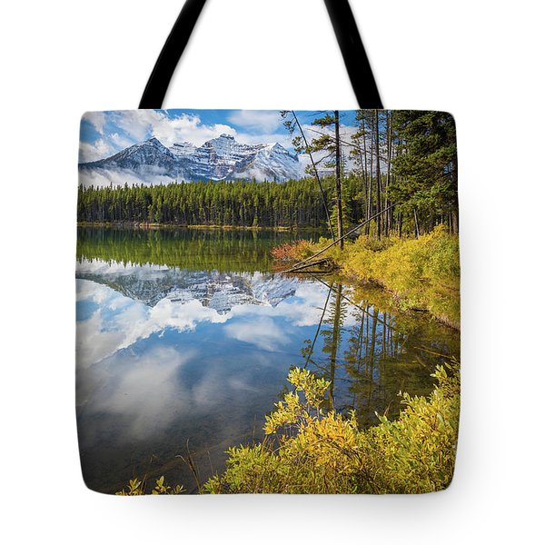 Herbert Lake Tote Bag