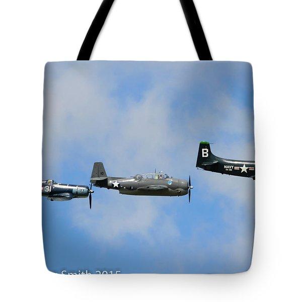 Heritage Flight Tote Bag