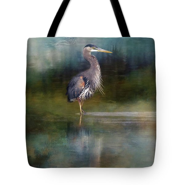 Out Of The Mist Tote Bag