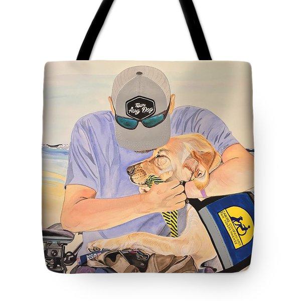 Hero's Hero Tote Bag
