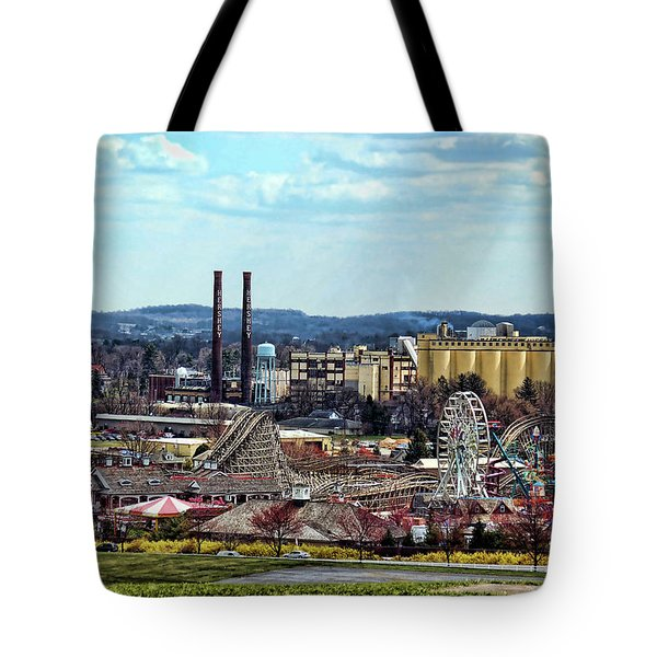 Hershey Pa 2006 Tote Bag