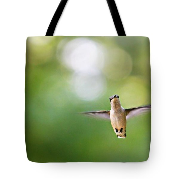 Tote Bag featuring the photograph Hi by Candice Trimble
