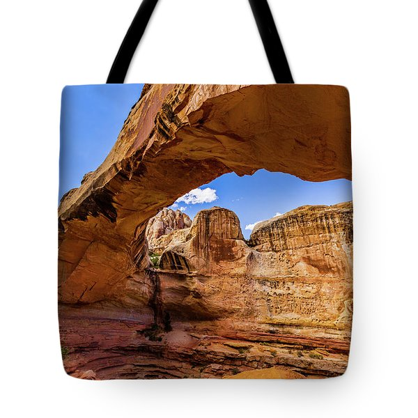 Hickman From The West Tote Bag