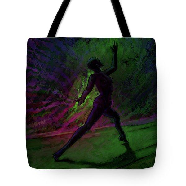 Hidden Dance Tote Bag