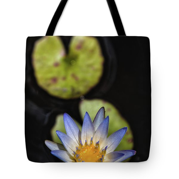 Tote Bag featuring the photograph Hidden Jewel by Laura Roberts