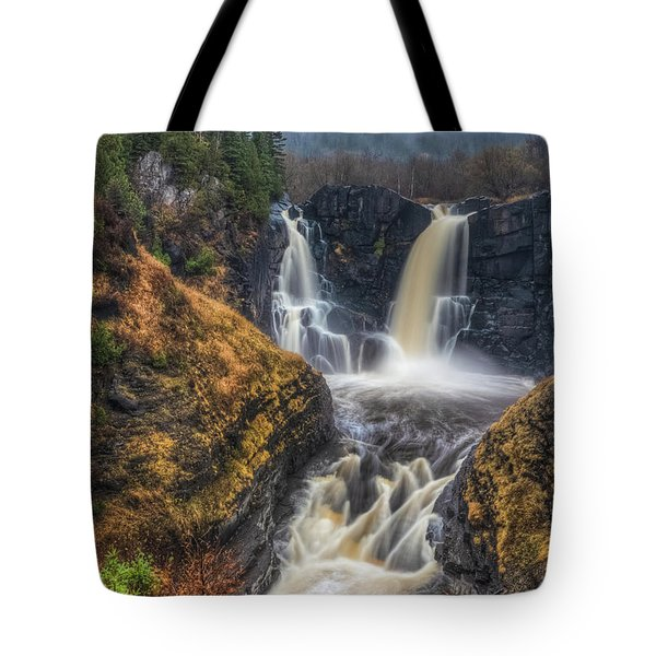High Falls Tote Bag