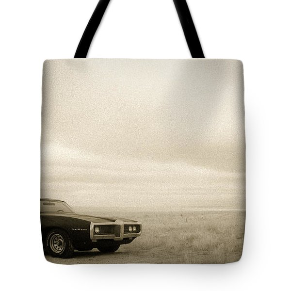 High Plains Drifter Tote Bag