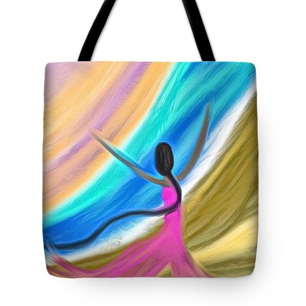 Highest Praise Tote Bag