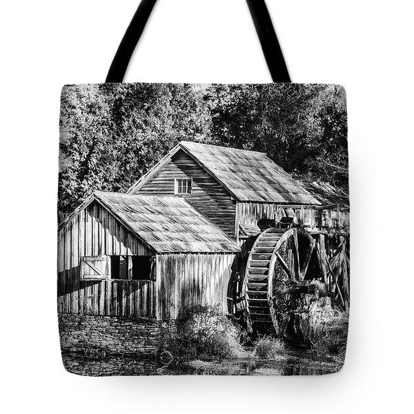 Historic Mabry Mill Tote Bag