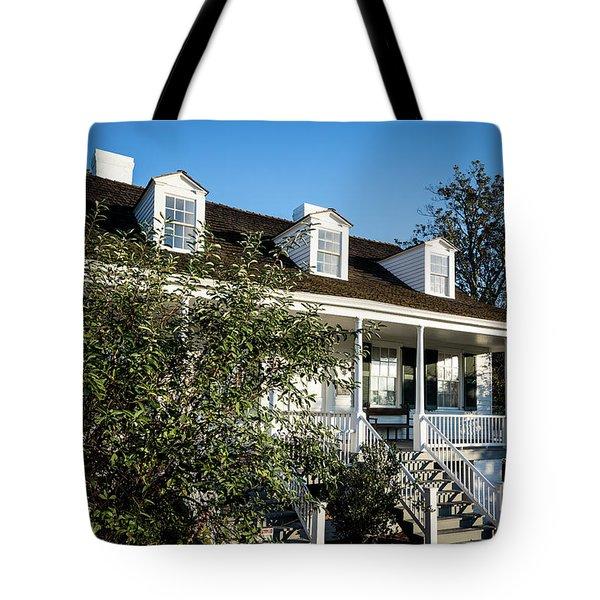 Historic Meadow Garden Augusta Ga Tote Bag