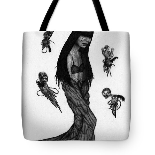 Hitome Miyamoto - Artwork Tote Bag