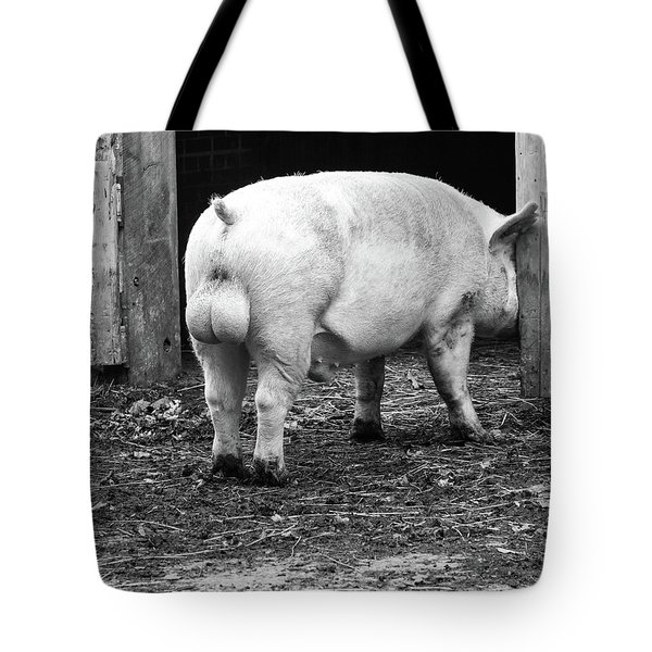 hog Tote Bag