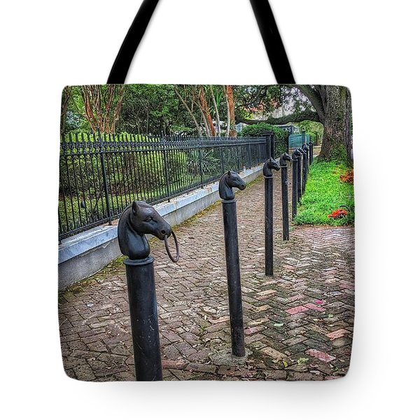 Hold My Horse Tote Bag