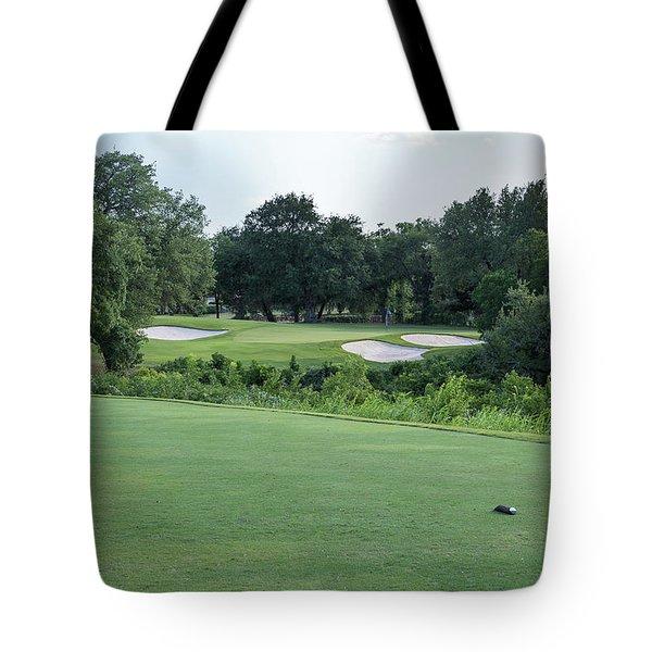 Hole #12 Tote Bag