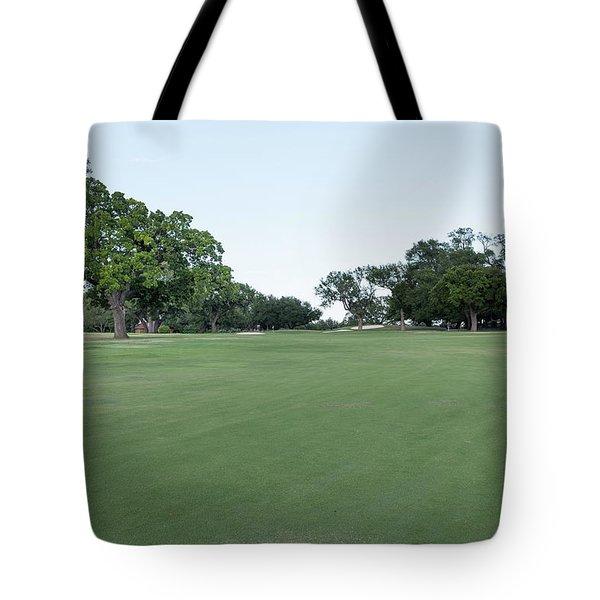 Hole #13 Tote Bag