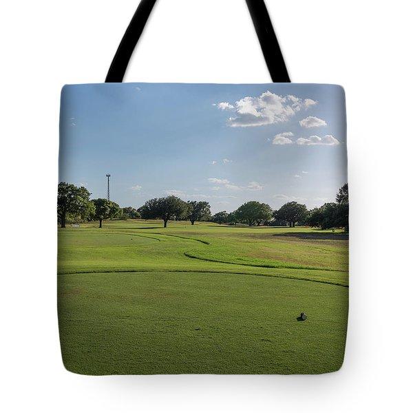 Hole #15 Tote Bag
