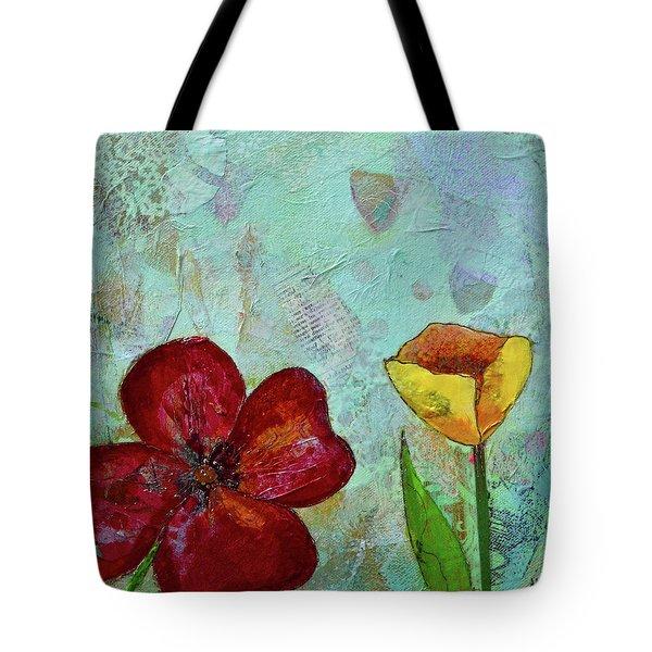 Holland Tulip Festival IIi Tote Bag